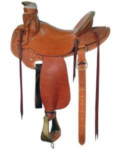 Lady Pendleton - 'Pendleton Lite' Saddle