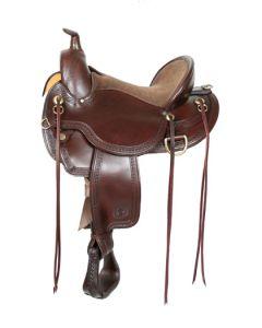 Elk Ridge A-Fork Saddle