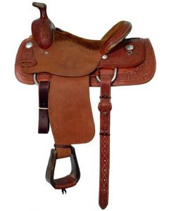 Guthrie Classic - 'Our Competitive Roper' Saddle