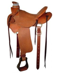 Wade Trail Saddle