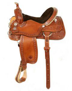 Kelly Kaminski All Heart All Around Saddle