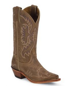 Ladies' Tan Vintage Cow by Nocona