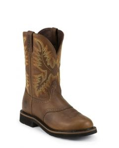 """11"""" Sunset Cowhide by Justin® Boots"""