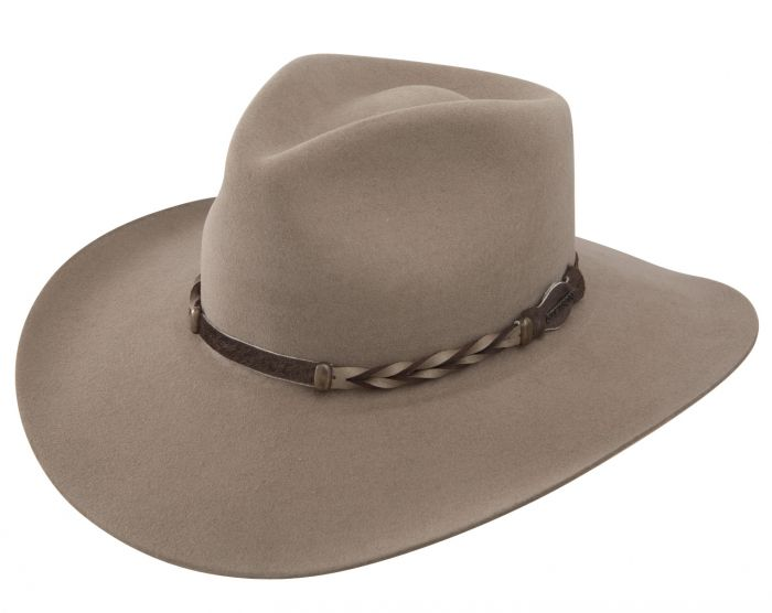 6e72ff06 Skip to the beginning of the images gallery. Details. Drifter from Stetson's  Western Buffalo Collection which features felt hats ...