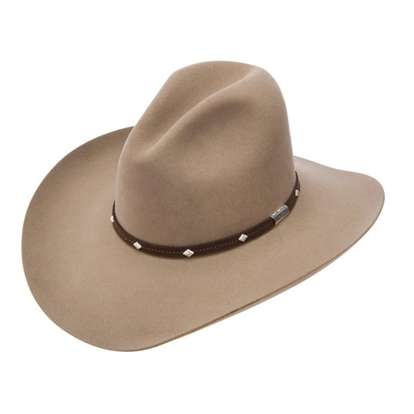 Silver Mine by Stetson - Jacksons Western Store 3c320eb336bd