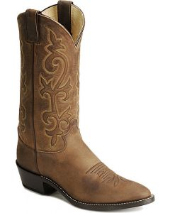 Bay Apache Leather  by Justin® Boots