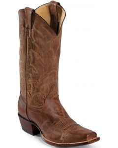 Distressed Cowboy Boot by Justin® Boots