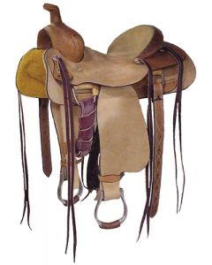 Ranch/Roper Saddle