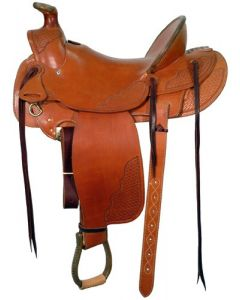 Jordan Valley 3B Saddle