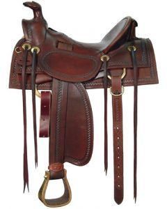 Great Plains Saddle