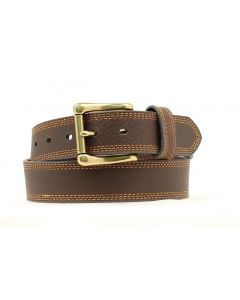 Brown HD Xtreme Belt by Nocona