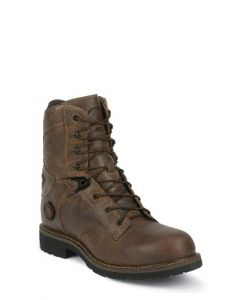 """8"""" Rugged Utah by Justin® Boots"""