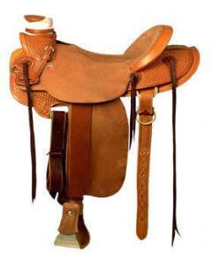 Northwest Wade Saddle