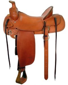 Uinta Rancher Saddle