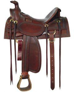 Great Plains Saddle