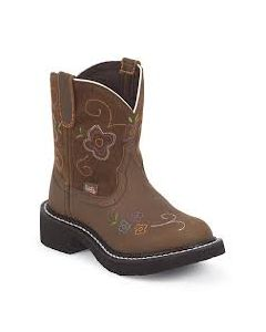 Aged Bark Cowhide by Justin® Boots