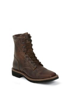 """8"""" Rugged Tan by Justin® Boots"""